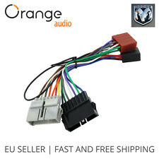 Wiring Harness Adapter ISO Lead for Dodge from 1984 to 2001 ISO stereo plug