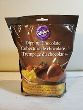 NEW WILTON DIPPING CHOCOLATE REAL MILK CHOCOLATE FOR Dipping Fountains Or Fondue