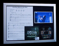 KORN Another Brick In The Wall TOP QUALITY CD FRAMED DISPLAY+EXPRESS GLOBAL SHIP