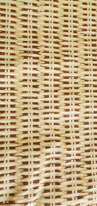 Ralph Lauren Charleston Beige Tan Wicker Queen Sheet Set GUC 4 pc standard p.c.