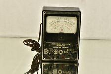 Vintage Electronic Measurements Corp Emc Model 106 Vacuum Tube Voltmeter