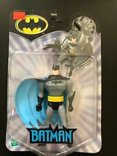 "DC Batman 5"" Basic Figure 2001 Cartoon Network Hasbro MOC rare"