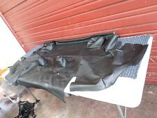 03 04 05 NISSAN 350Z TOURING CONVERTIBLE SOFT TOP COMPARTMENT LINER COVER  OEM