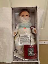 "Girl Baby Doll - ""Alyssa's Happy Feet"" by The Ashton-Drake Galleries"