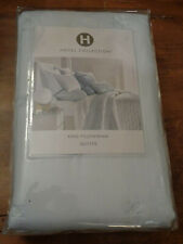 Hotel Collection Ethereal Quilted King Pillow Sham New