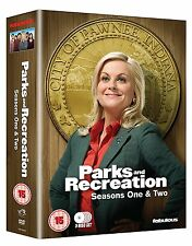 Parks & Recreation - Season 1-2 [DVD] series one & two first & second season