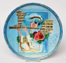 Goebel Artis Orbis Rosina Wachtmeister Wandteller Sammelteller Zierteller Teller