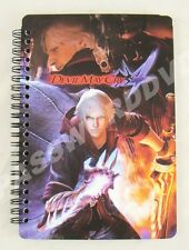 DEVIL MAY CRY 4 NOTEBOOK GENUINE LICENSED PRODUCT NEW