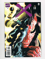 EARTH X, VOL. # 1 # 4, JULY 1999