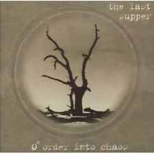 The Last Supper(CD Album)O Order Into Chaos-Vamp-Canada-New & Sealed