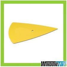 Coche ventana de entintado herramienta Amarillo Contorno Escurridor Tarjeta Dura