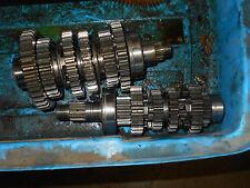 kawasaki zx750 zx750f ninja 750r transmission gears shafts 1988 1989 87 88 89