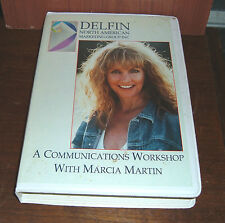 A Communications Workshop With Marcia Martin - 8 Audio Cassettes
