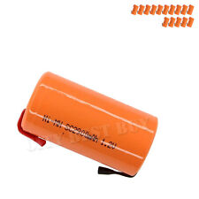 15 Sub C 1.2V 2900mAh NiMH Rechargeable Battery orange