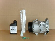 NEW AC COMPRESSOR KIT 2006-2009 TOYOTA RAV4, CAMRY