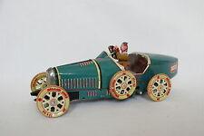 Tôle 15cm - Voiture à clé inspiration Bugatti