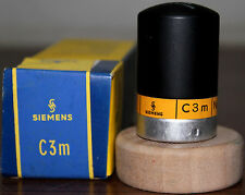 Lot 100pcs  NOS NEW  C3m Siemens Audio Tube made in Germany