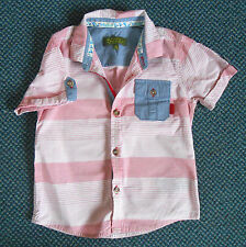 Ted Baker 100% Cotton Striped Casual Boys' Shirts (2-16 Years)