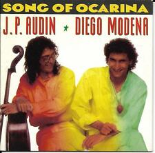 CD CARTONNE CARDSLEEVE J.P. AUDIN/D. MODENA SONG OF OCARINA 3T DE 1991 TRES RARE