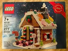 NEW LEGO 40139 Gingerbread House Set 2015 Holiday Limited Edition Exclusive NIB