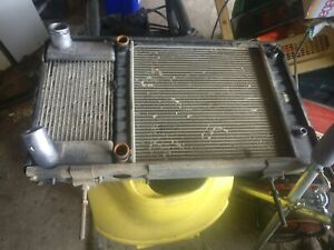 LAND ROVER DISCOVERY 1 300 TDI RADIATOR AND INTER COOLER PACK