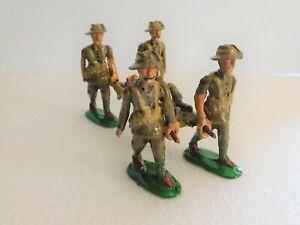 54mm WW1 Australian Infantry stretcher party w/casualty