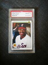 Sammy Sosa 1990 Upper Deck NM - MT 8 PSA card