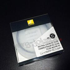 Nikon NC-67 Neutral Color Filter 67mm Protector Reflection Reducing Original New