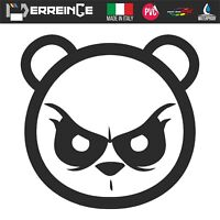 Sticker PANDA JDM TUNING DUB DRIFT Adesivo Parete Decal Vinile Auto Finestrino
