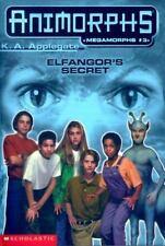 Animorphs Megamorphs Elfangor's Secret K. A. Applegate 1999 unread New Paperback