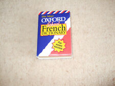 The Mini Oxford School French Dictionary (Bilingual Dictionaries), null, UsedVer