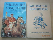 Ladybird Book william the Conqueror  Adventure from History series 561