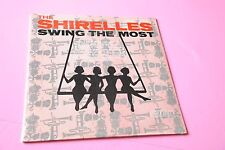 THE SHIRELLES LP SWING THE MOST ORIG USA 1964 SIGILLATO TOP SEALED !!!!!