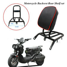 Motorcycle Electric Motorcycle Refitted Backrest Rear Shelf Luggage Rack Comfort