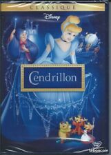 DVD Cendrillon Disney N° 14 Neuf sous cellophane