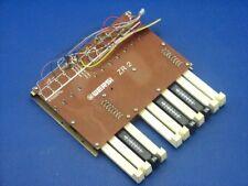 Platine ZR2 aus Wersi Orgel Cosmos