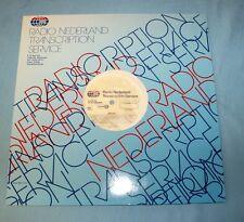 RADIO NEDERLAND Transcription, LP Record, Dance Mix & World Music, Selena ++