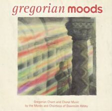 Gregorian Moods - Gregorian chant and choral music (CD)
