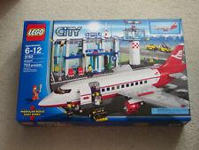 2010 Lego - City Airport #3182 Factory Sealed NIP Rare Retired