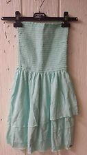 NWT Hollister Cabrillo Beach Dress Mint Green XS