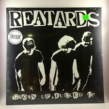 Reatards - Grown Up, Fucked Up LP NEW w/MP3 Jay Reatard
