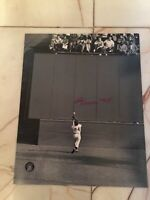 WILLIE MAYS Auto Autograph signed 8x10 Photo w/coa SAY HEY AUTHENTICATED GIANTS