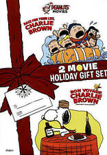 Peanuts: 2 Movie Holiday Gift Set (DVD, 2015, 2-Disc Set)