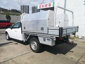 2008 FORD FALCON UTE FG AUTOMATIC TRAY - TOOL BOXES - ROOF RACKS