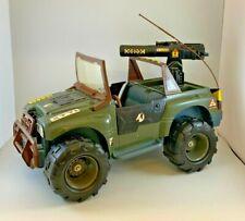 Vintage 1993 Hasbro Action Man Jeep 4x4 Vehicle - (EPP/GA)