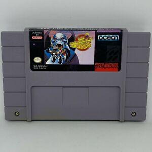 Adventures of Mighty Max (Super Nintendo, 1994)