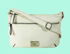 STYLE & Co. Passport White Leather MINI X-Body Bag Msrp $52.50