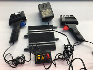 SCX Compact 1/43 2 Hand Throttle Trigger Controllers Terminal Track & Adapter