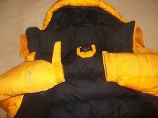 Mountain Hardwear Goose Down Chillwave Sub Zero Guide Parka Coat Jacket Yellow M