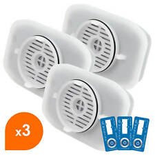 Filtre Crystal Filter® GRV001 CRF4001 compatible Whirlpool® GRV001 / GRV002 (lo